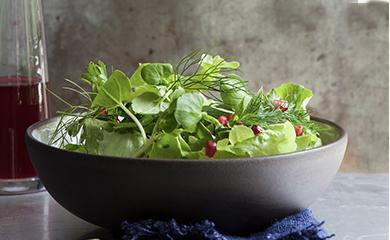 σαλάτα με ρόδι
